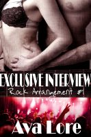 Cover for 'Exclusive Interview (Rock Arrangement, #1) (Rock Star Erotic Romance)'