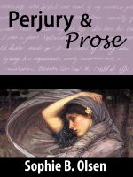 Cover for 'Perjury and Prose'