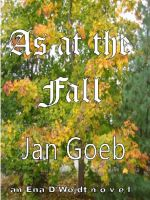 Cover for 'As at the Fall'