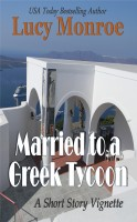 Lucy Monroe - Married to a Greek Tycoon