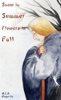 Cover for 'Snow in Summer, Flowers in Fall'