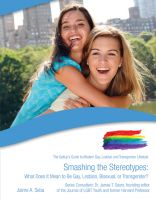 Cover for 'Smashing Stereotypes: What Does It Mean to Be Gay, Lesbian, Bisexual, or Transgender?'