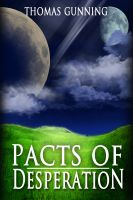 Cover for 'Pacts of Desperation'