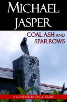 Cover for 'Coal Ash and Sparrows'