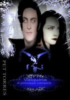 Cover for 'Valquíria - a princesa vampira'