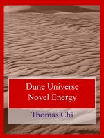 Cover for 'Dune Universe Novel Energy'