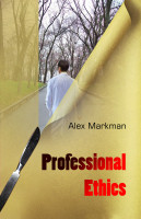 Cover for 'Professional Ethics'