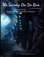 Cover for 'Dragonsongs: Singing in the Language of Dragons (Dragon Language Songs)'