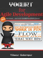 Cover for 'YOGURT for Agile Development'