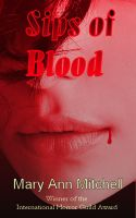 Cover for 'Sips of Blood'