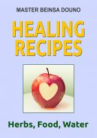 Cover for 'Healing recipes'