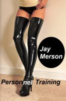 Cover for 'Personnel Training (Fem - Dom erotica)'
