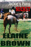 Cover for 'Jackie's Pony Secret'