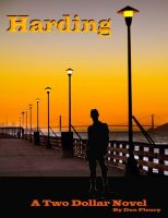 Cover for 'Harding, A Two Dollar Novel'