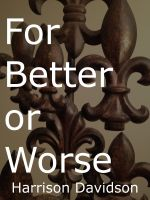 Cover for 'For Better or Worse'