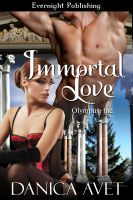 Cover for 'Immortal Love'