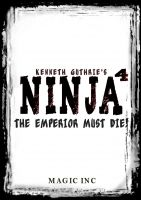 Cover for 'Ninja 4: The Emperior must die!'