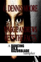 Cover for 'Maggie Andrews Gets the Facts'