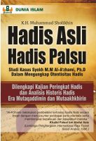 Cover for 'Hadis Asli Hadis Palsu'