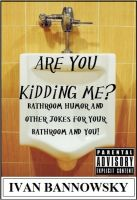 Cover for 'Are You Kidding Me?'