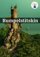 Cover for 'Rumpelstitskin en français d'aujourd'hui (Translated)'