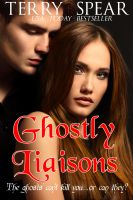 Cover for 'Ghostly Liaisons'