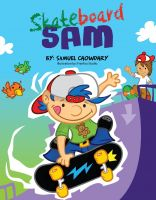 Cover for 'Skateboard Sam'