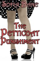 Cover for 'The Petticoat Punishment (M/M Crossdressing, Humiliation)'