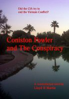 Cover for 'Coniston Fowler and the Conspiracy'