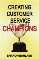 Cover for 'Creating Customer Service Champions'