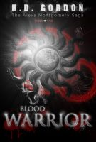 Cover for 'Blood Warrior'