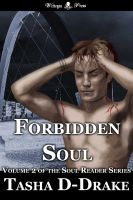 Cover for 'Forbidden Soul (Book 2 of the Soul Reader Series)'