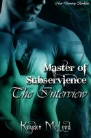 Cover for 'Masters of Subservience - The Interview'
