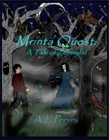 Cover for 'Mrinta Quest: A Tale of Zeheryfel'