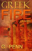 Cover for 'Greek Fire'