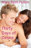 Cover for 'Thirty Days of Desire'
