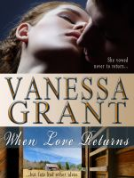 When Love Returns cover