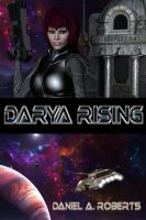 Cover for 'Darya Rising'