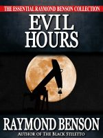 Cover for 'Evil Hours'