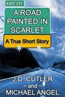 Cover for 'A Road Painted in Scarlet'