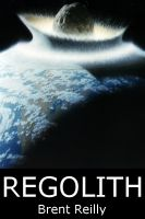 Cover for 'Regolith'