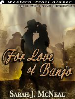 Cover for 'For Love of Banjo'
