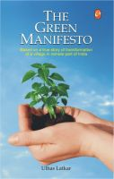 Cover for 'The Green Manifesto'