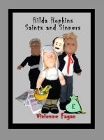 Cover for 'Hilda Hopkins, Saints And Sinners #6'