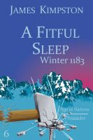 Cover for 'A Fitful Sleep'