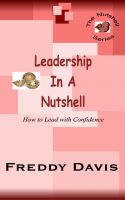 Cover for 'Leadership in a Nutshell'