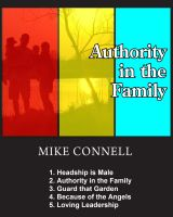 Cover for 'Authority in the Family (5 sermons)'