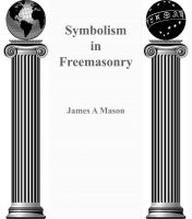 Cover for 'Symbolism in Freemasonry'