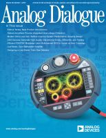 Cover for 'Analog Dialogue Volume 46, Number 1'