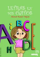 Cover for 'Letras en mis Ojitos'
